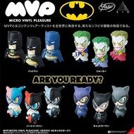 含稅 日本正版 盒裝12款 MVP 蝙蝠俠 造型公仔 盒玩 擺飾 小丑女 小丑 貓女 DC漫畫