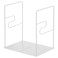 Simple Metal Book Stand Office Supplies Desktop Storage Student Book Stand Book Stand