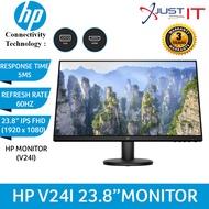 """[Shop Malaysia] HP V24I 23.8"""" FHD IPS Monitor"""
