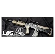 【BCS武器空間】G&G L85 A1 6mm 全金屬 電動槍,電槍-TGL-L85-A1-BBB