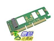 [9大陸直購,少量現貨] NVMe M.2 NGFF SSD轉PCIe x4轉接卡PCIe x4 x16 to NVMe M.2 NGFF