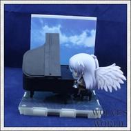 狼族現貨 手辦 公仔 模型 立華奏 奏醬=v= 鋼琴套裝 AngelBeats 一番賞 A賞 天使 手辦