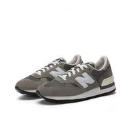 New Balance NB2019男鞋M990GRY休閑鞋990系列美產