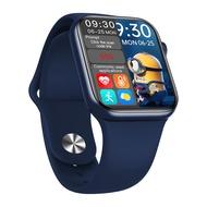 Đồng Hồ Thông Minh IWO HW22 PRO, Nam Nữ 2021 Máy Đo Nhịp Tim Cuộc Gọi Bluetooth 44MM 1.75Inch Sạc Không Dây HW22 Nâng Cấp Smartwatch