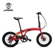 JAVA | Zelo Folding Bike 20 inches 7 Speed