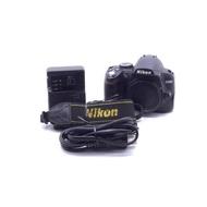 【台中二手NikonD3000單眼相機】Nikon D3000 單機身  單眼相機 快門次數約12189 #18873