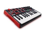 ::bonJOIE:: 美國進口 Akai MPK mini MKII MIDI 二代新版 音樂鍵盤 (全新盒裝) MPKmini MK2 Keyboard Key 控制鍵盤 鍵盤 樂器 電子樂器