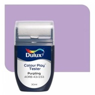 Dulux Colour Play Tester Purpling 40RB 43/233
