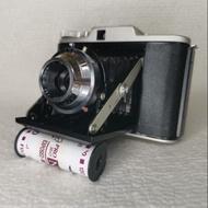 【菲林黨】ADOX GOLF 66 120底片相機 德國製