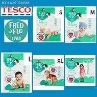 Tesco Fred - Flo Diapers S M L XL XXL