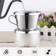 ตัวกรองที่ทำกาแฟ  ตัวกรองกาแฟ  ยกเทที่ดริปกาแฟ  แบบพกพาเครื่องทำกาแฟ  Single Serve Coffee Maker  Reusable เครื่องชงกาแฟแบบกด