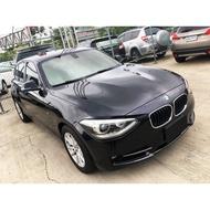 BMW 2013 F20 116i 1.6 總代理,八速線傳,摸門/倒車顯影/ikey/定速