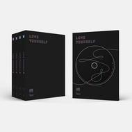 BTS - LOVE YOURSELF 轉 Tear [Random ver.] CD+Photobook+Photocard+Folded Poster+Free Gift