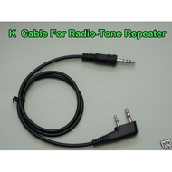 Radio-tone Repeater Cable for Kenwood Puxing Baofeng Radio
