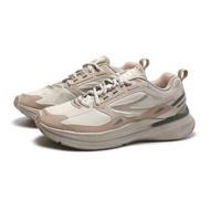【FILA】休閒鞋 復古鞋 BTS 男女 粉卡其 仿舊 PROJECT 7 CURVELET(4J538U925)