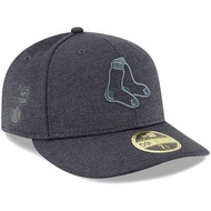 MLB紅襪隊New Era 2018 Clubhouse Collection Low Profile 59FIF棒球帽