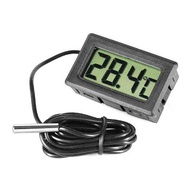 Digital LCD Thermometer for Fridges Coolers Chillers