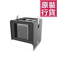 JTSK - 日本JTSK 迷你便攜式雙倍製冷風扇冷風機 - 黑色