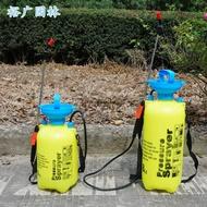 手動噴霧器5升8升灑水壺噴霧壺氣壓噴壺噴水壺肩背式噴水壺澆花壺 MKS免運