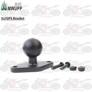 MWUPP motorcycle hand phone holder iu gps holder bracket motor