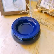 全新!皇家寶藍定時擴香石 擴香儀 恆溫 定時 藍色 湛藍 陶瓷 淺盤 極靜 易清洗 芳療家 Florihana