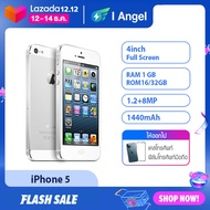 [I ANGEL] IPhone 5 16GB / 32GB โทรศัพท์มือถือไอโฟน 5 มือสอง สภาพใหม่