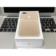 iPhone7 Plus 128g 金色 全新未拆封