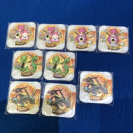 神奇寶貝tretta 卡匣特別02彈 烈空座 胡帕 金卡黑卡 帕路 蓋歐卡