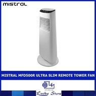 MISTRAL MFD500R ULTRA SLIM REMOTE TOWER FAN