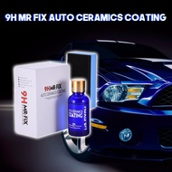BUY 1 TAKE 1!! Mr Fix 9H Best Selling Mr Fix 9H Black Ceramic Coating Super Hydrophobic UV Radiation Resistance Car Coating System That Acts As A Strong Protective Layer Above Your Paintwork High Quality 100% Authentic