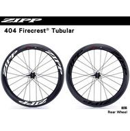 〝ZERO BIKE〞ZIPP 404 TUBULAR 火鳥 全 碳纖 管胎式 輪組 700C  自行車/公路車/雙北/雙塔