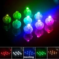 迷你小LED閃光氣球燈,用於聖誕晚會裝飾燈