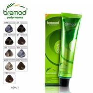 Bremod Hair Color Gray ash