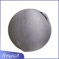 60/65cm Exercise Ball Cover for Yoga Pilates Gym Ball Home