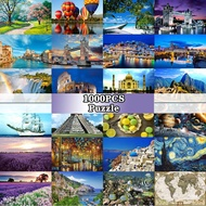 Kids Puzzles1000PCS Adult Jigsaw Puzzle | Landscape design Puzzle