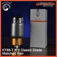 PSVANE KT88-T MKII Tube amplifier accessories Lamp Repalce Golden Voice Shuguang EH JJ Mullard Golden Lion KT66 KT88 KT100