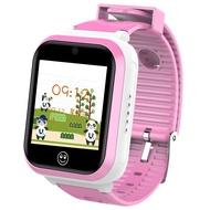 【hereu】U5 4G兒童智慧手錶 粉色 贈送易付卡
