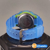 G-shock DW5600LS JELLY PETAK 100% ORIGINAL