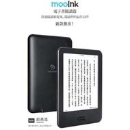 「全新MooInk 6 吋電子書閱讀器 經典黑」