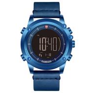Digital Original Men Watch Water Resistant Leather Watch Luxury Brand LED Wrist watche For Men