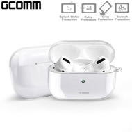 【GCOMM】GCOMM AirPods Pro 全透明保護套 Crystal(全透明 AirPods Pro)