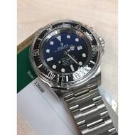 小菲名品ROLEX 勞力士 126660 DB D Blue 漸藍面 水鬼王 3900米