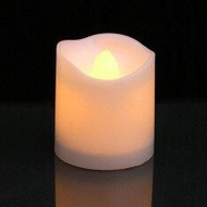 aiweiyi Flickering Flameless Candles LED Tealight Candles-Pack Of 12-Beautiful And Elegant Unscented LED Candles - intl