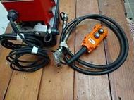 正台灣製 鈶震/台震 CTE-25AS 電動式油壓幫浦 單迴路電動幫浦 油壓機、壓接、油壓沖孔、油壓壓接管、