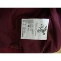 (免運)楊謹華代言 正品-BIG TRAIN-PU皮外套、防風夾克、皮衣(尺寸M)-紅色-騎士風~立領~修身剪裁~防寒 .