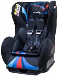 麗嬰兒童玩具館~年度新款納尼亞Nania彩繪系列-旗艦款汽座-0-4歲汽車安全座椅