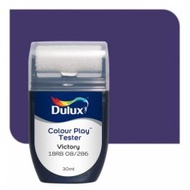 Dulux Colour Play Tester Victory 18RB 08/286