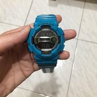 G-shock紫色手錶87%新
