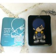 Jay Chou 2010 S'pore Concert Souvenir keychain