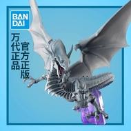 【風風】萬代游戲王手辦MegaHouse MH ART WORKS MONSTERS 青眼白龍 模型